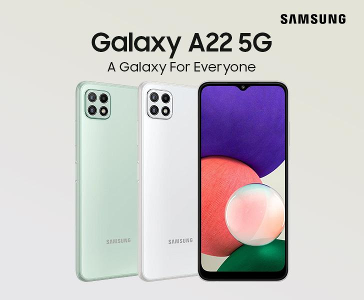 Samsung Galaxy A22 5G (6GB+128GB)